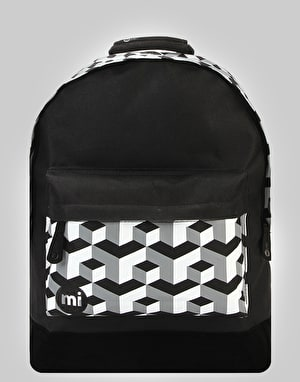 Mi-Pac Cubic-T Backpack - Black