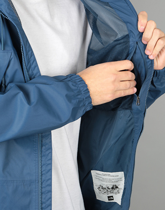The North Face 1990 Mountain Q Jacket - Shady Blue
