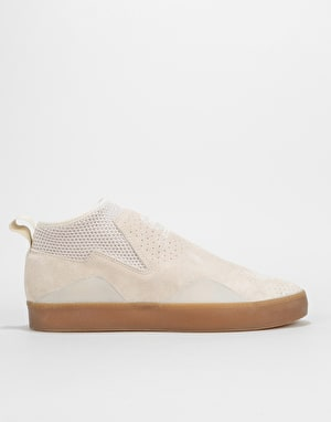 Adidas 3ST.002 Skate Shoes - Clear Brown/White/Gum