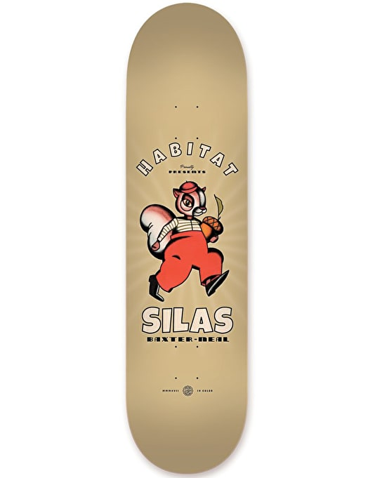 Habitat Suciu Celluloid Series Pro Deck - 8""