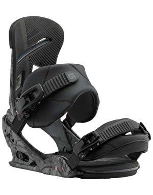 Burton Mission Re:Flex 2018 Snowboard Bindings - Evil Genius