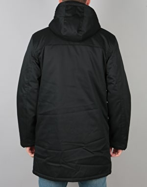 WeSC The Parka Jacket - Black