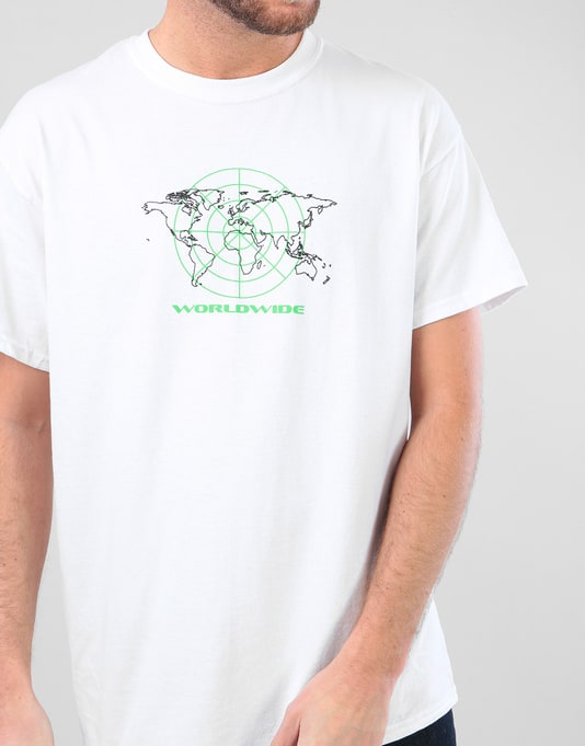 Route One Worldwide T-Shirt - White