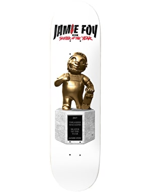 Deathwish Foy Big Boy SOTY Trophy Skateboard Deck - 8