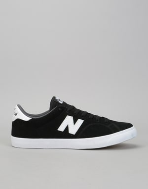 New Balance AM210 Shoes - Black/White