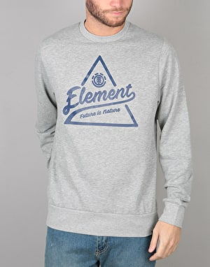 Element Ascent Crew - Grey Heather