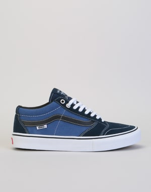 Vans TNT SG Skate Shoes - Dress Blues/STV Navy/Black