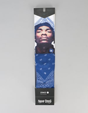 Stance x Snoop Dogg What's My Name 200 Needle Socks - Navy