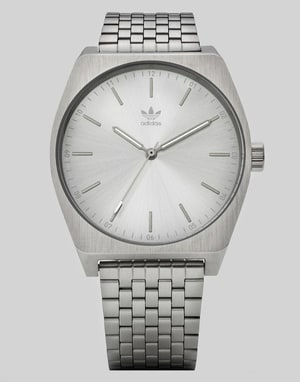 Adidas Process M1 Watch - All Silver
