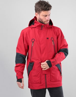 DC Command 2018 Snowboard Jacket - Chili Pepper