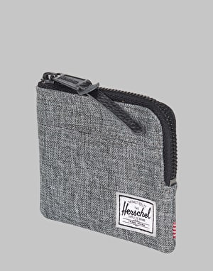 Herschel Supply Co. Johnny Wallet - Raven Crosshatch