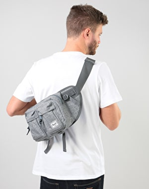 Herschel Supply Co. Eighteen Bag - Raven Crosshatch