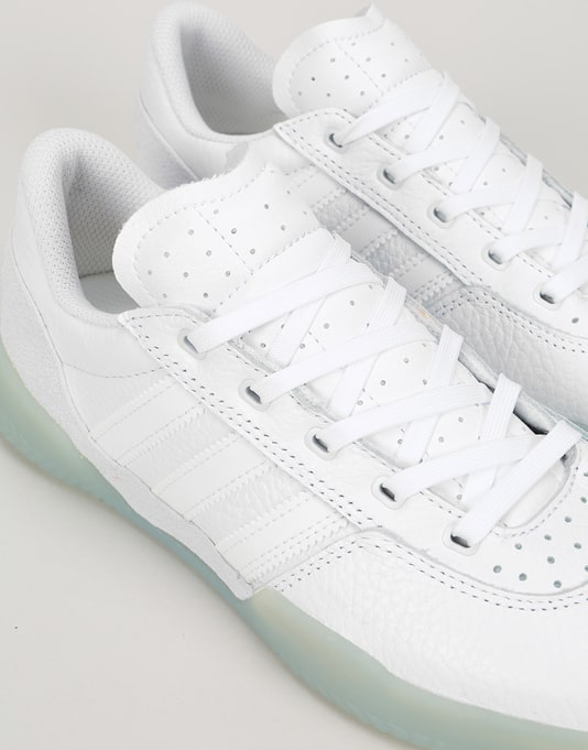 Adidas City Cup Womens Trainers - White/White/Gold Metallic