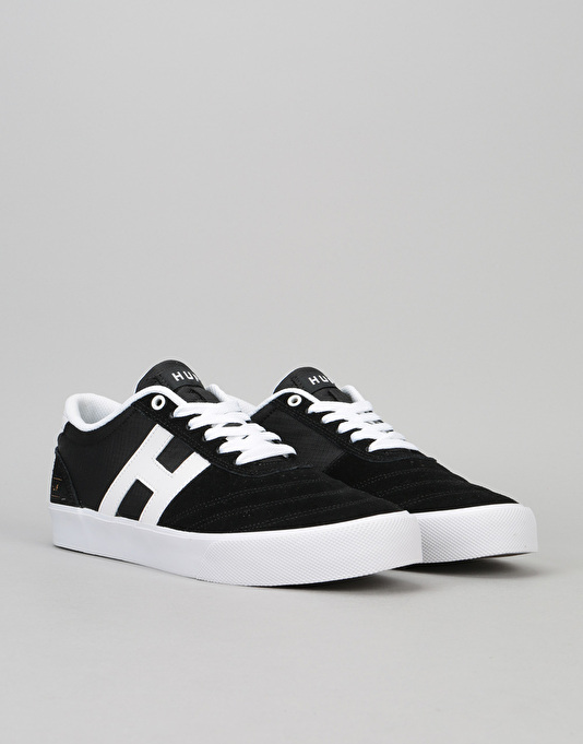 HUF Galaxy Skate Shoe - Black/Ripstop