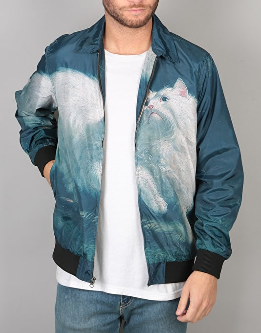 RIPNDIP Looking Up Jacquard Jacket - All Over Print