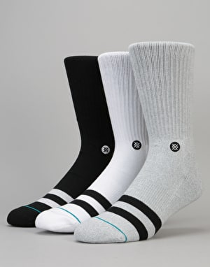 Stance Type 3 Pack Socks - Multi