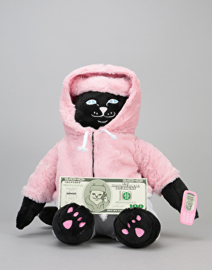 RIPNDIP Killa Jerm Plush Doll - Black