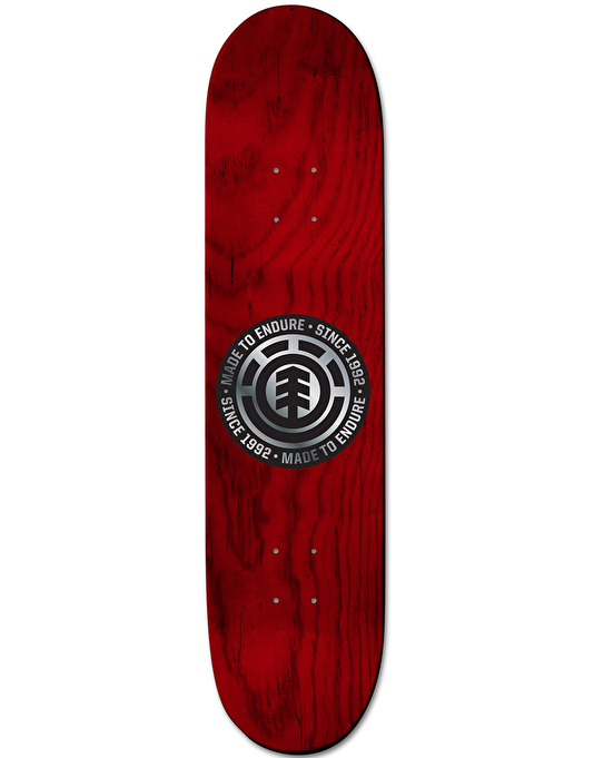 Element Evan Seal 25 Year Collection Skateboard Deck - 8.375""