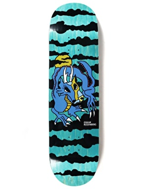 Polar Oskar Dragon Sunset Pro Deck - 8.5