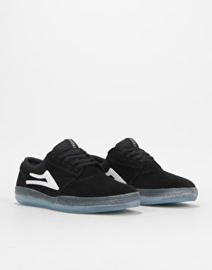 Lakai Griffin XLK Skate Shoes - Black Suede