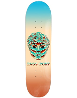 Pass Port Chrome Series - Man Skateboard Deck - 8.5