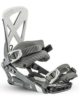 Nitro The Phantom 2018 Snowboard Bindings - Grey Bird