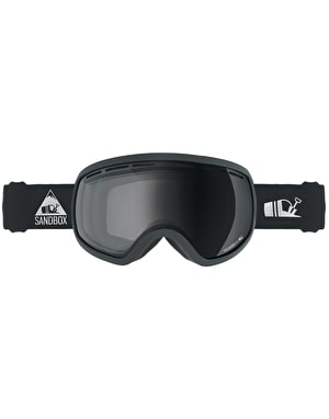 Sandbox The Boss 2019 Snowboard Goggles - Black/Polarized Shift Lens