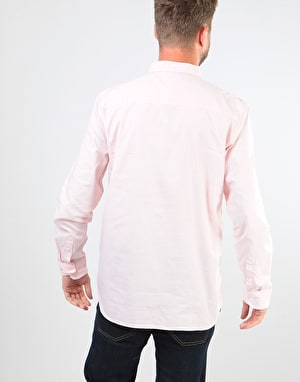 DC Classic Oxford Light L/S Shirt - English Rose