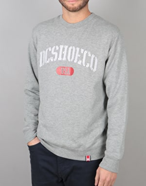 DC Sweatshirt - Grey