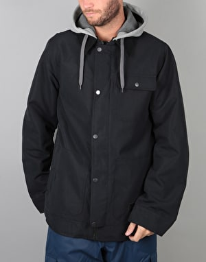 Burton Dunmore 2018 Snowboard Jacket - True Black