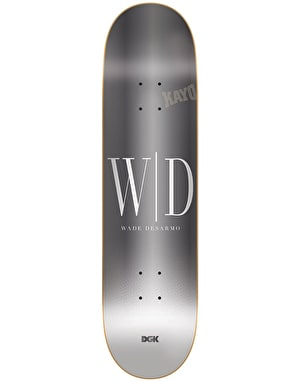 DGK Wade Fashion Skateboard Deck -  8.06