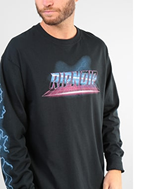 RIPNDIP Rave L/S T-Shirt - Black