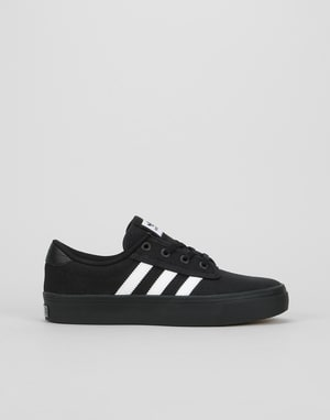 Adidas Kiel Womens Trainers - Core Black/White/Core Black