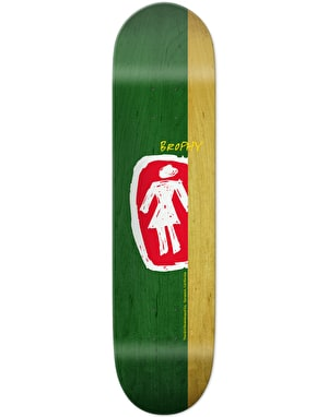 Girl Brophy Sketchy OG Pro Deck - 8.25