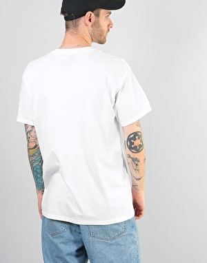 The Story Collective Dead Pigeon T-Shirt - White