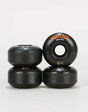 Mini-Logo C-Cut Team Wheel - 52mm