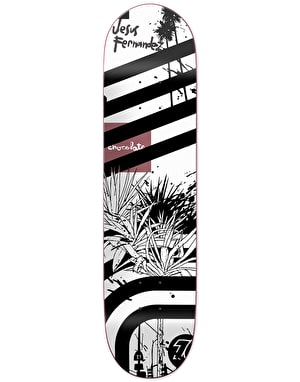 Chocolate x Evan Hecox Jesus Out West Skateboard Deck - 8.25