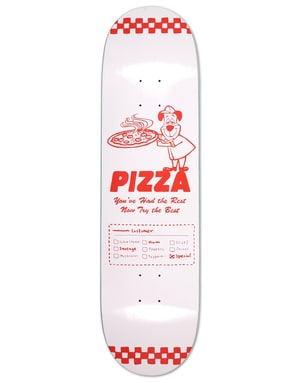 Pizza Huckleberry Homeslice Team Deck - 8.5