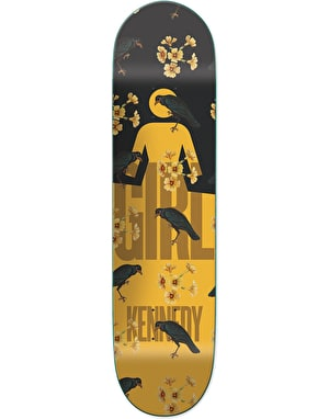 Girl Kennedy Sanctuary Pro Deck - 8.25