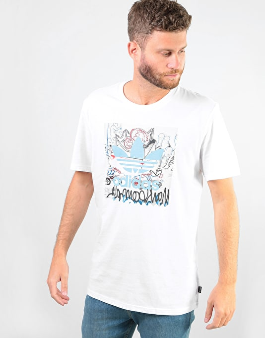 Adidas Gonz Blackbird T-Shirt - Art 1