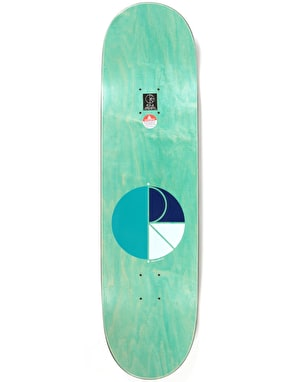 Polar x Dear x Ron Chatman Block Stripe Team Deck - 8.625