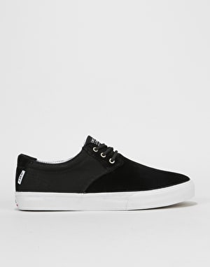 Lakai Daly Skate Shoes - Black Suede ...