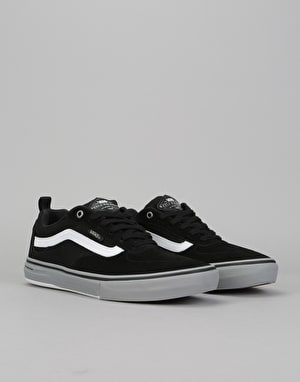Vans Kyle Walker Pro Skate Shoes - Black/Frost Grey/White