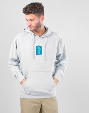 Girl Unboxed OG Pullover Hoodie - Gunmetal Heather