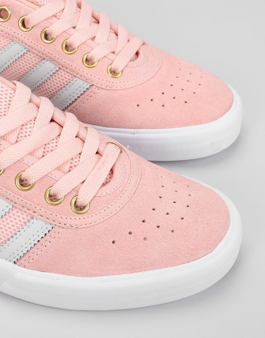 Adidas Lucas Premiere Womens Trainers - Vapour Pink/Grey/White