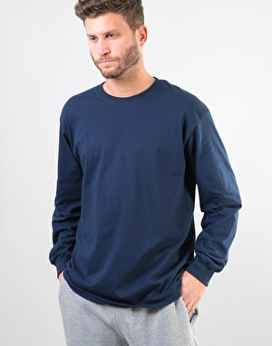 Original Freshly Baked LS T-Shirt - Navy