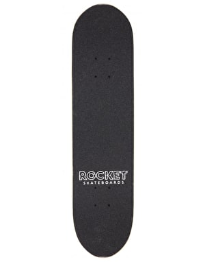 Rocket Pharaoh Mask Mini Complete Skateboard - 7.5