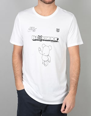 Nike SB Medicom Dri-Fit T-Shirt - White