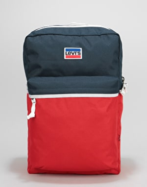 Levis L Series Backpack - Olympic Dark Blue