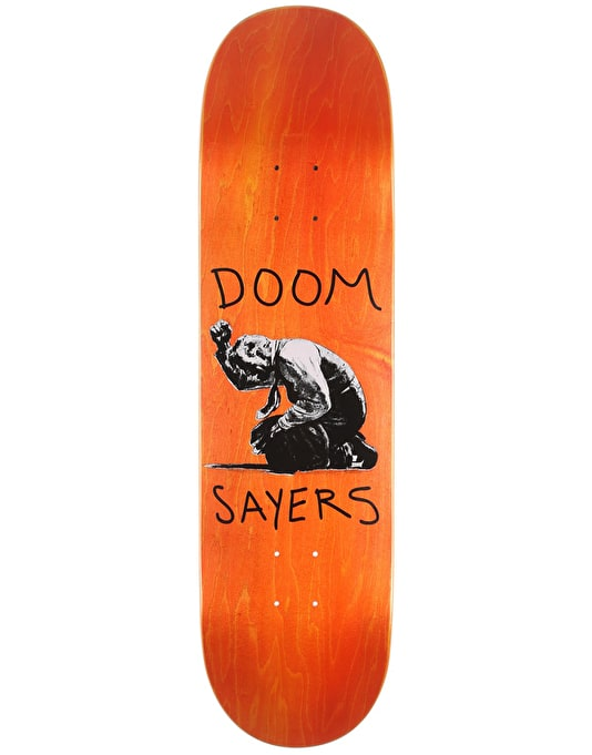 Doom Sayers Death of a Salesman Team Deck - 8.75""